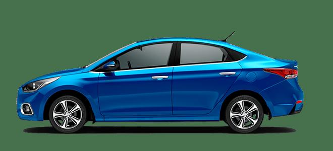 Установить ГБО на Hyundai Solaris