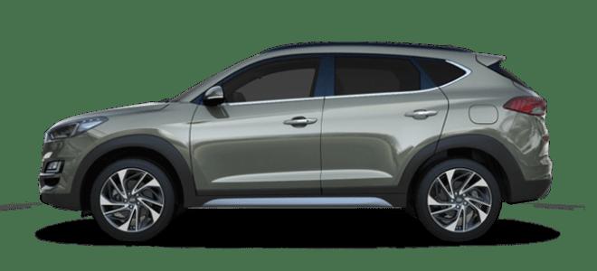 Установить ГБО на Hyundai Tucson